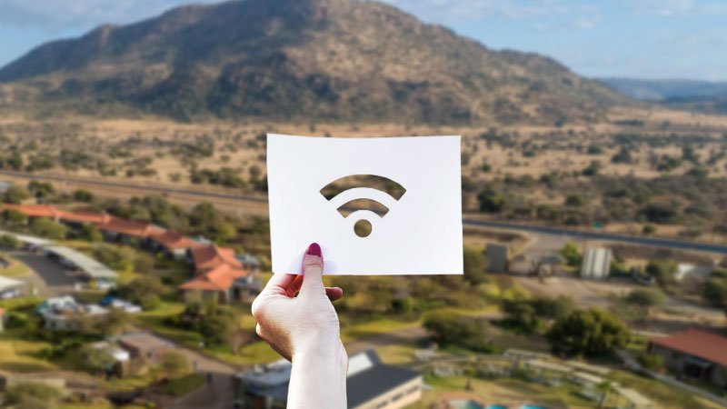 WiFi Accessibility