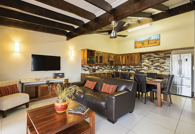 Villa Interior - Sectional Title Ownership